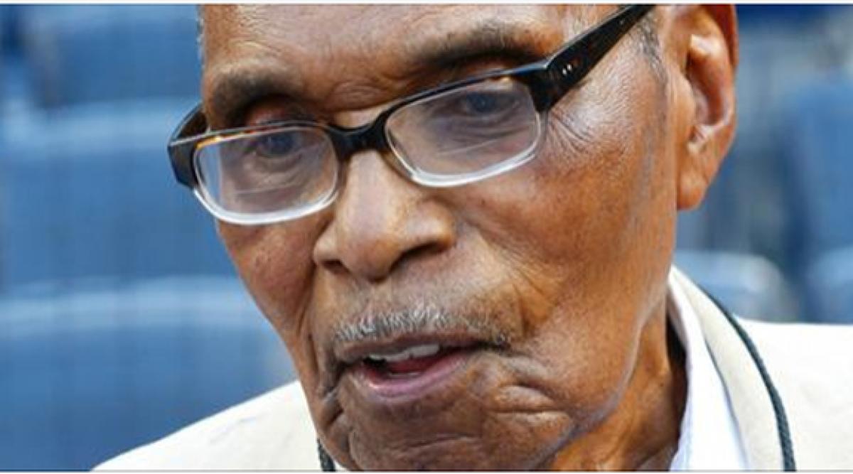 Cet homme de 113 ans révèle le secret de sa vie sans