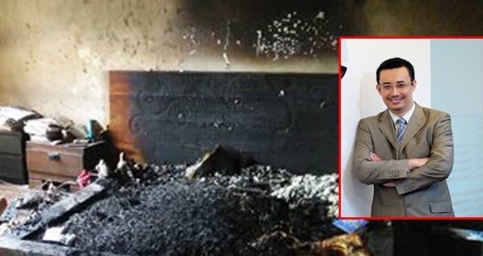 Cet homme est mort après l'explosion de son téléphone en charge près de son lit