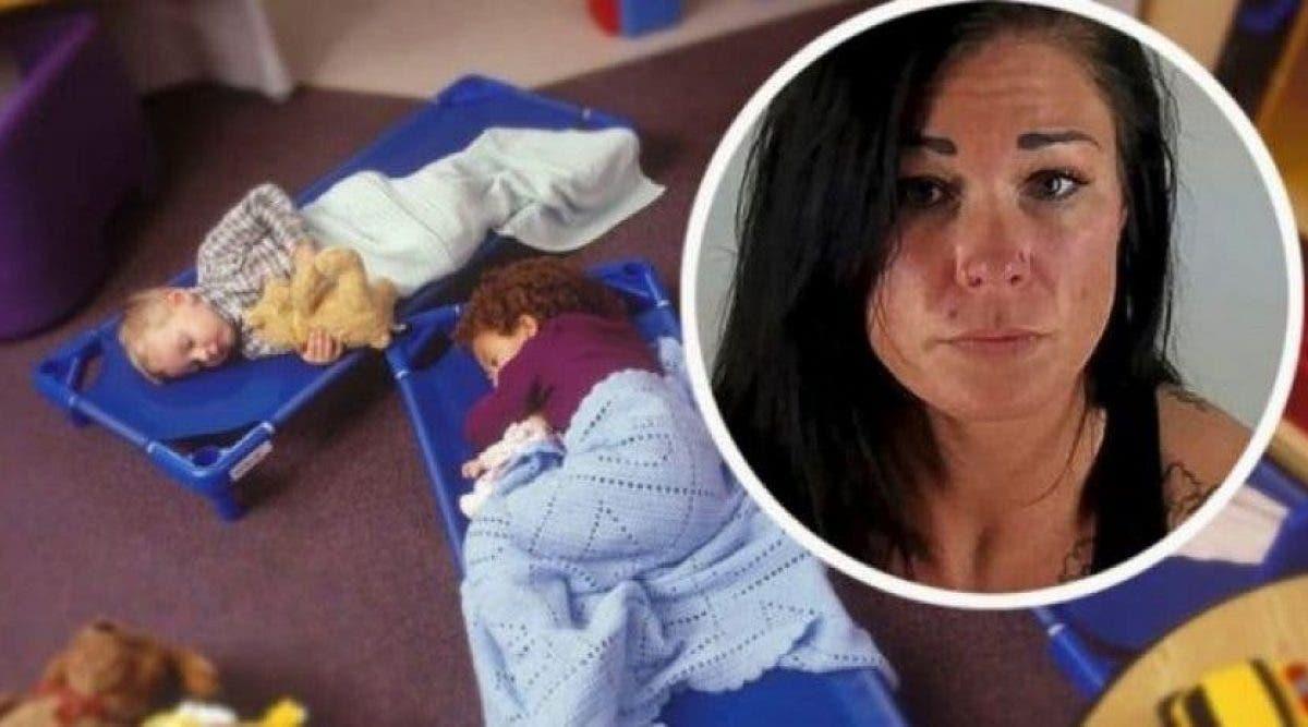 Cette baby-sitter droguait des enfants pour aller bronzer et faire du sport