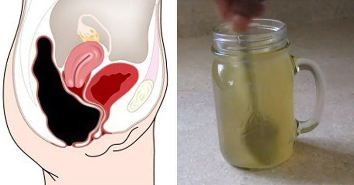 Cette délicieuse boisson au citron à boire avant vos repas vous permettra d'éliminer 5 kilos de toxines de votre colon