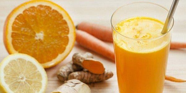 Cette délicieuse boisson au citron et gingembre est ce qu'il vous faut pour faire fondre la cellulite