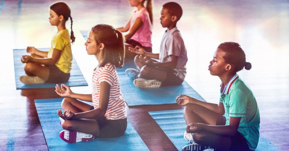 Cette ecole a remplace la punition par la meditation et les resultats sont phenomenaux 1