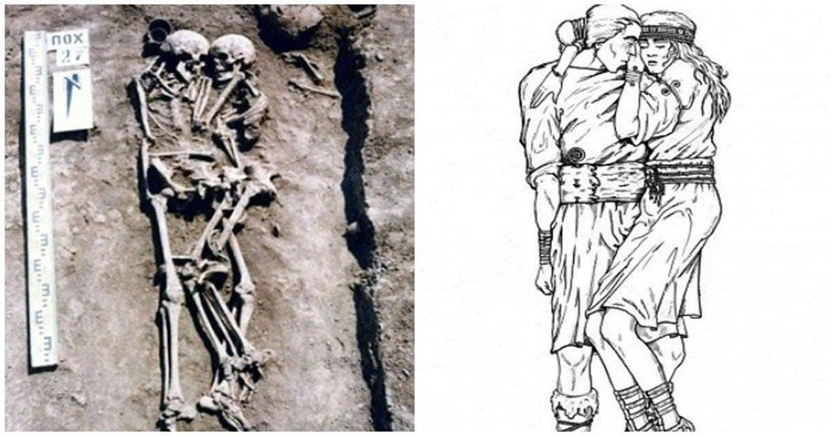 Cette femme a choisi d'être enterrée vivante avec son mari pour rester auprès de lui pour l'éternité