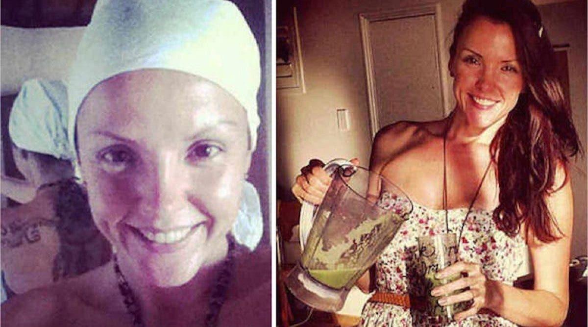 Cette femme a guéri son cancer de stade 4 avec un régime miraculeux à base de fruits!