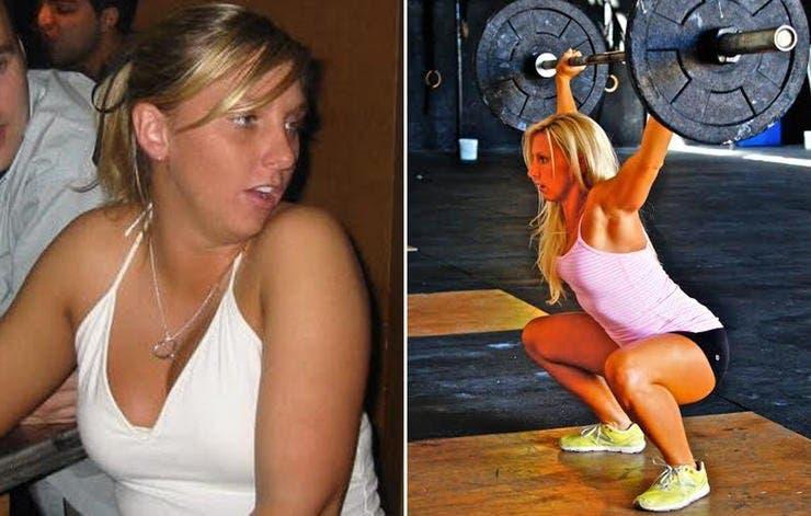 Cette femme a perdu 41 kilos