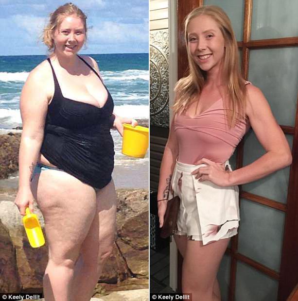 Cette femme a perdu 56 kilos en changeant progressivement ses habitudes semaine après semaine
