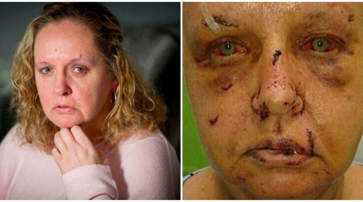 Cette femme a rencontré son mari en ligne