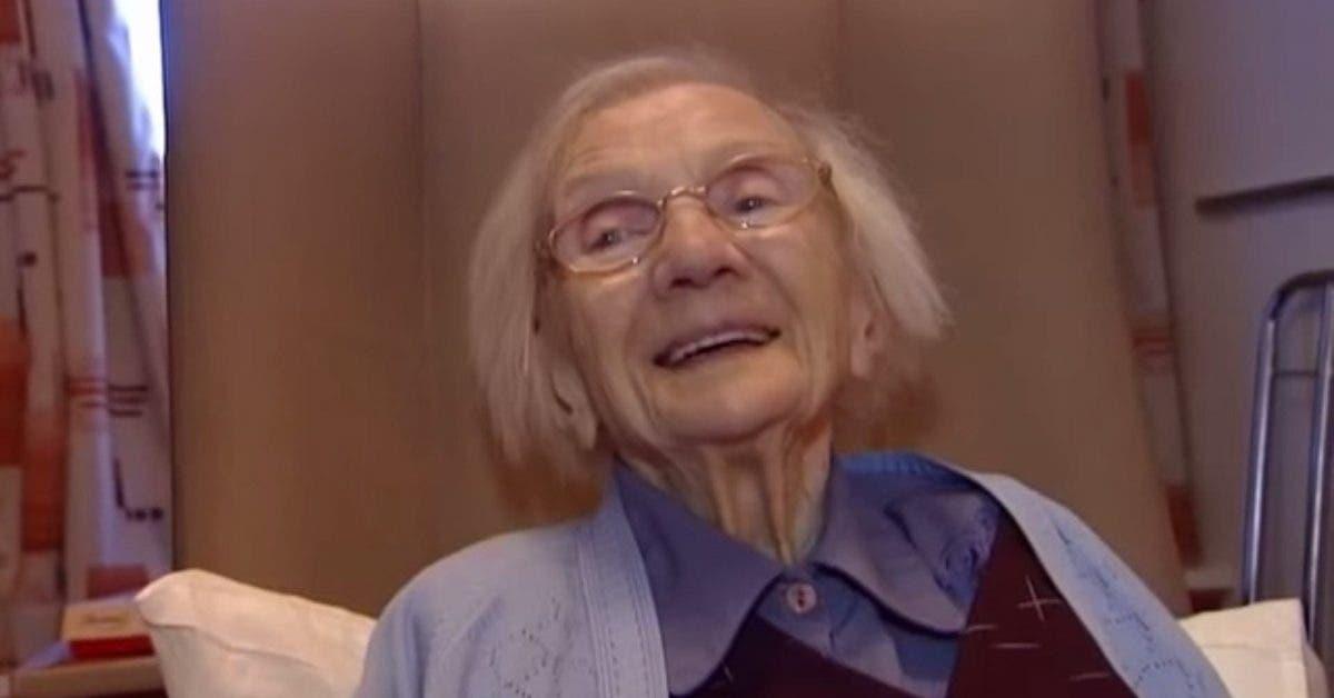 femme de 109 ans