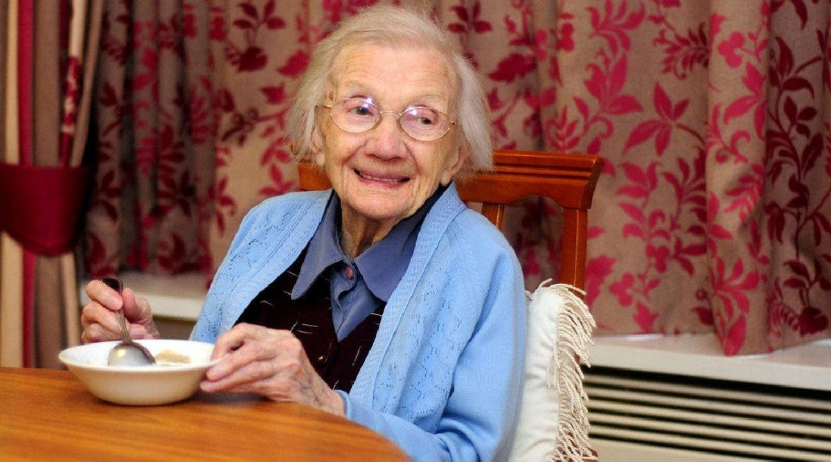 Cette femme de 109 ans dit que le secret d'une longue vie est d'éviter les hommes