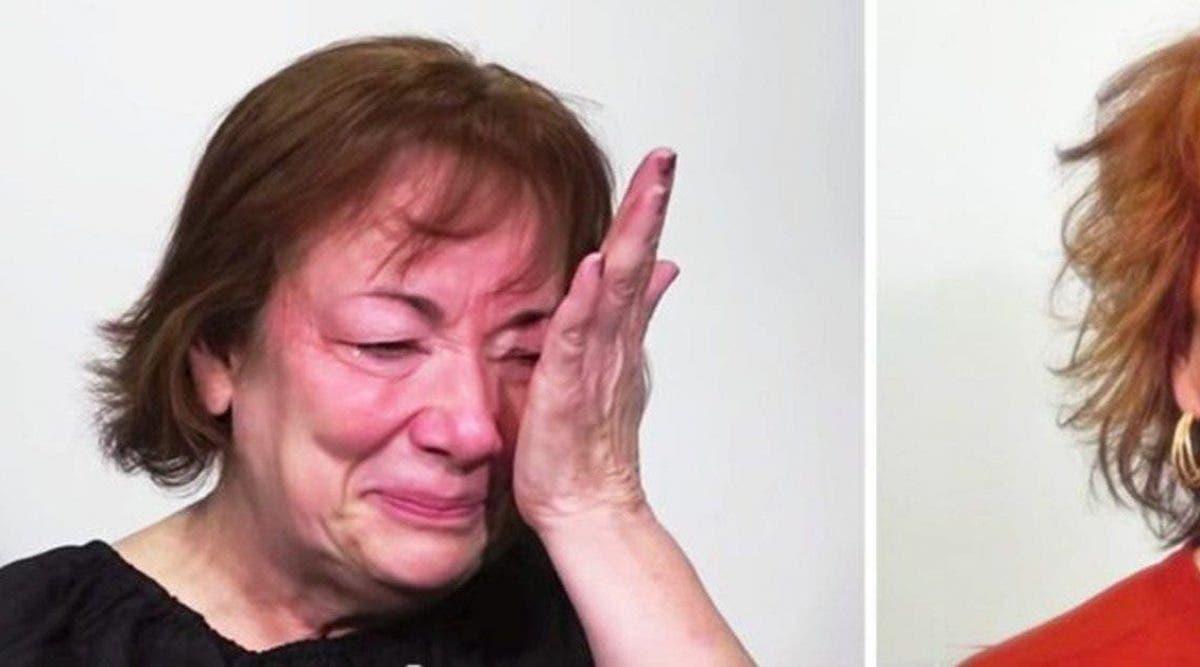 Cette femme divorce après 44 ans de mariage et se métamorphose après un relooking
