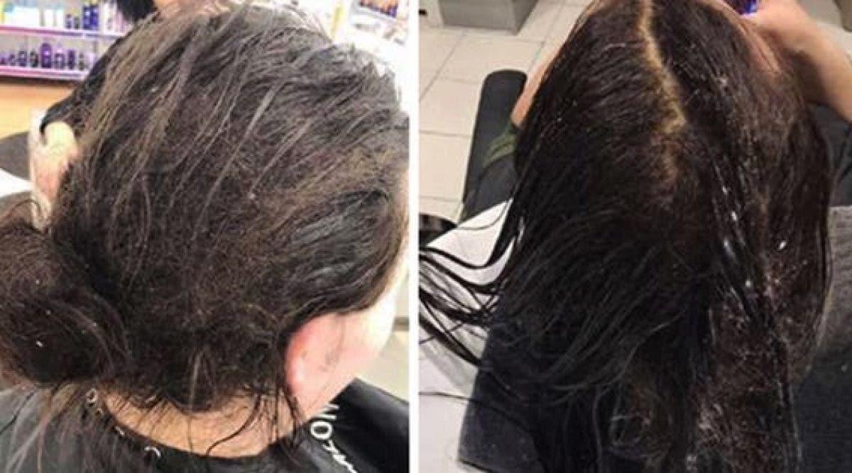 Cette femme ne s'est pas lavé les cheveux pendant 6 mois – personne n'aurait imaginé les résultats !