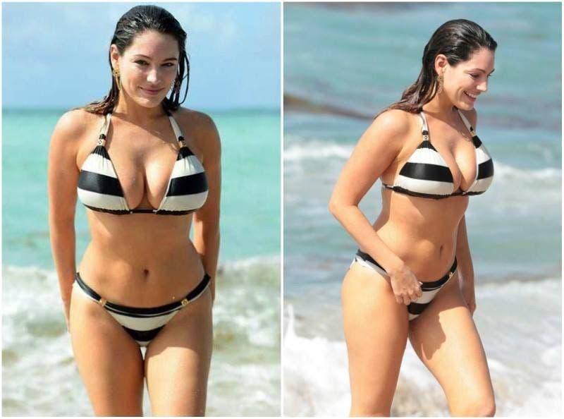 Cette femme possede le corps parfait selon la science 1