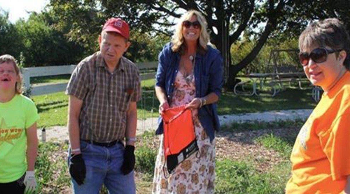 Cette femme qui allait mourir dans quelques mois a vaincu le cancer apres un simple changement de son régime alimentaire