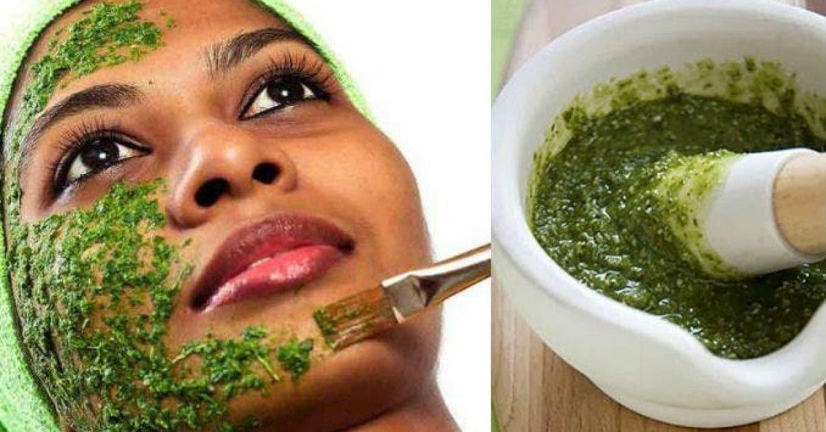 Cette femme utilise cette recette secrete pour le visage. Les resultats Incroyables 1