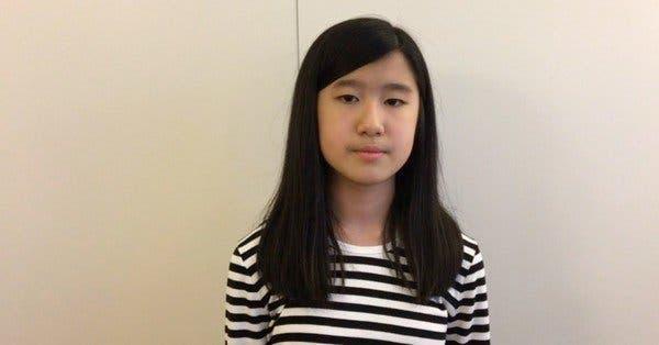 fille de 13 ans