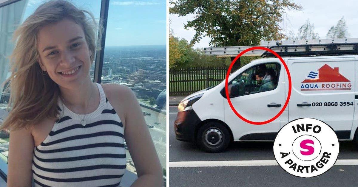 Cette jeune femme de 22 ans a été harcelée par 3 hommes dans un van