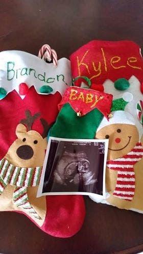 Cette jeune femme est enceinte de 18 semaines