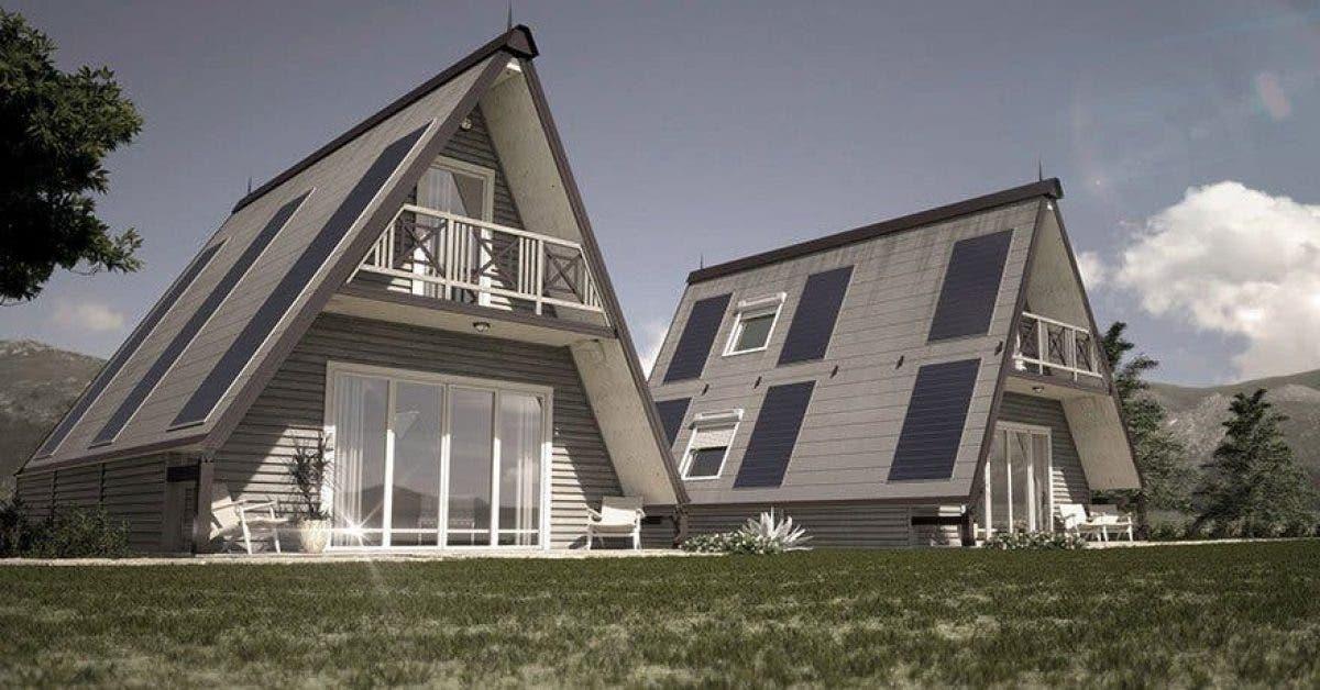 Cette maison innovante et confortable peut etre assemblee en 6 heures et coute 28 000 euros seulement 1