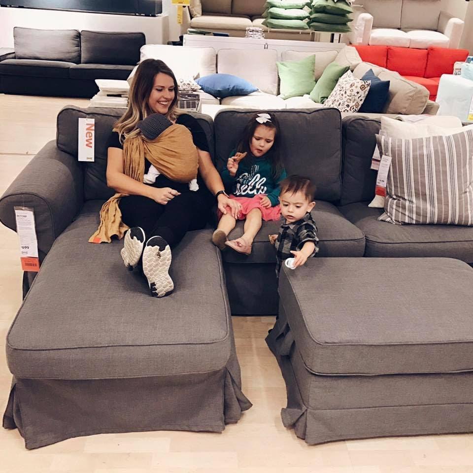 Cette maman a évité le pire dans un magasin IKEA