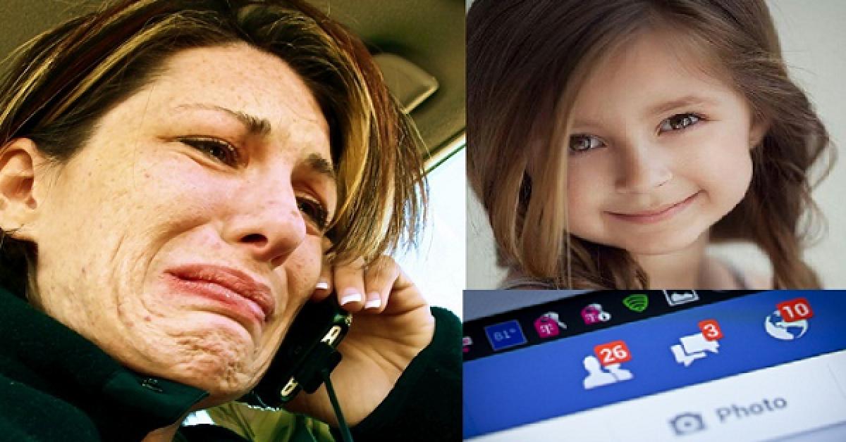 Cette maman a perdu son enfant à cause de cette erreur sur Facebook. Ne faites pas la même chose !