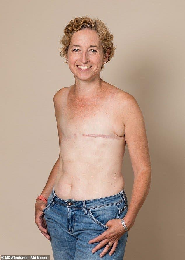 Cette maman a vaincu le cancer