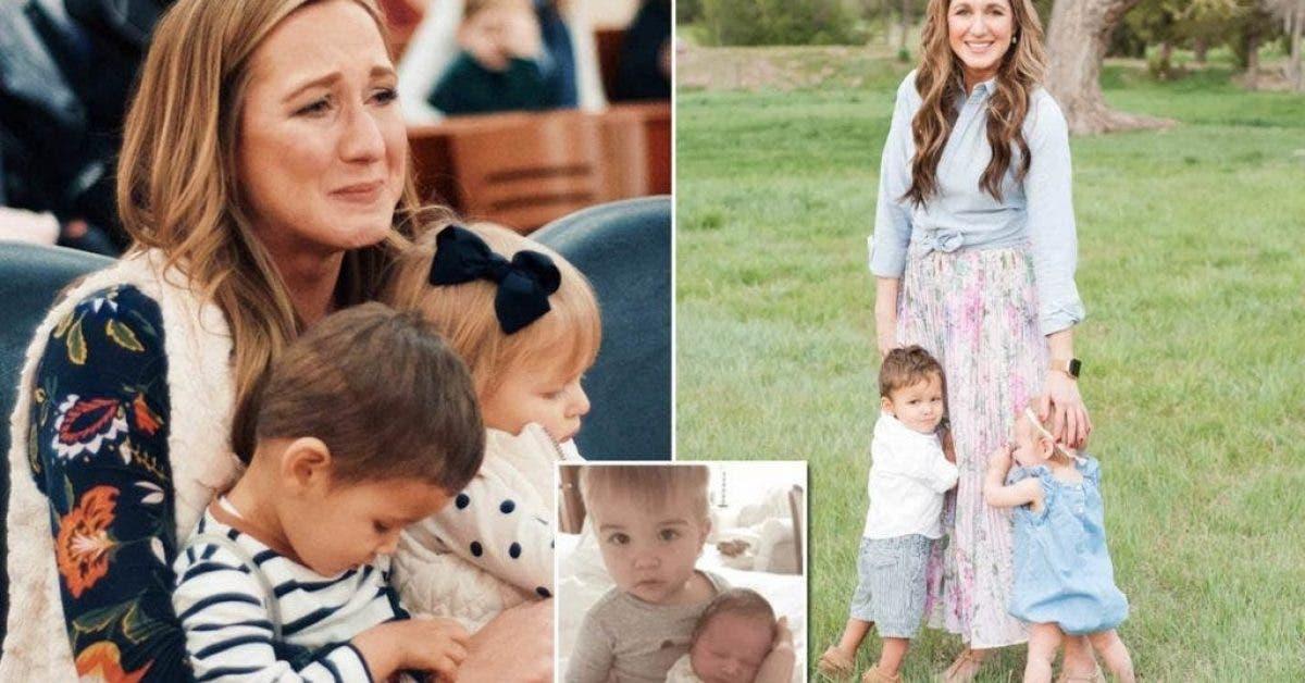 Cette maman découvre que ses deux enfants adoptés sont frères et sœur
