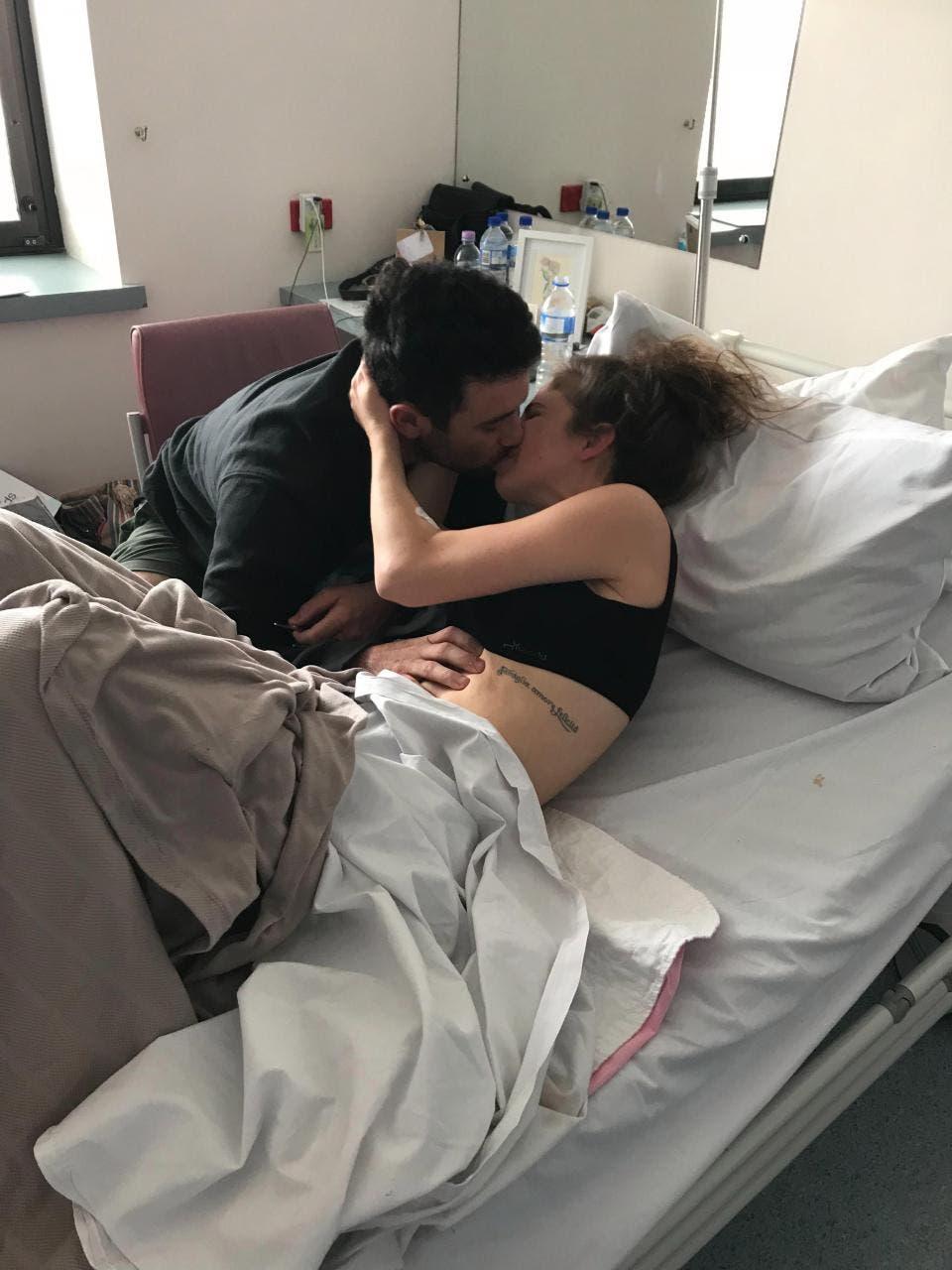 Cette maman donne naissance à son bébé sans vie