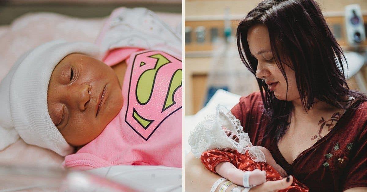 Cette maman donne naissance à une petite fille malade pour faire don de ses organes et sauver des vies