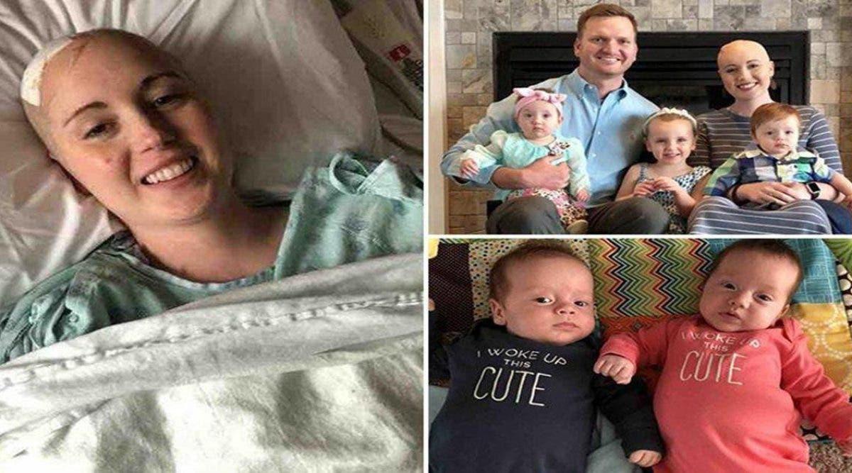 Cette maman refuse de faire une chimiothérapie pour sauver ses deux jumeaux connait une triste fin après l'accouchement