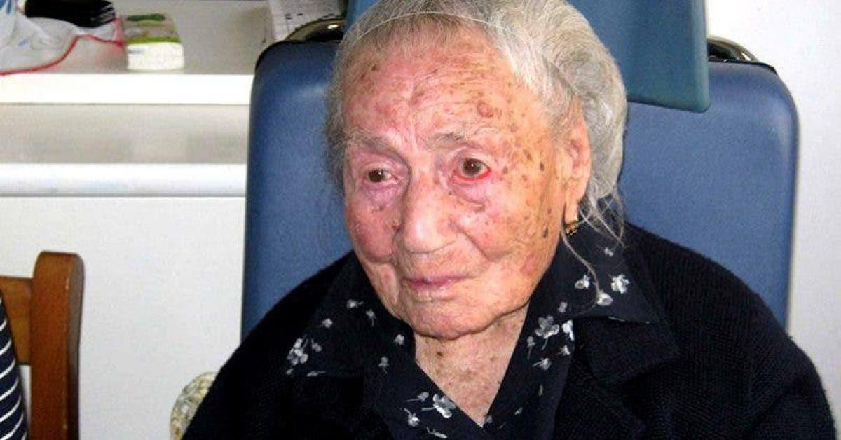 Cette mamie de 116 ans affirme que le secret de sa longevite est le chocolat 1