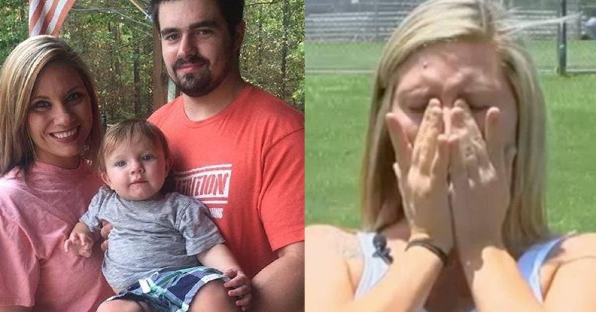 Cette mère arrive plus tôt à la garderie et découvre son bébé enfermé dans un placard