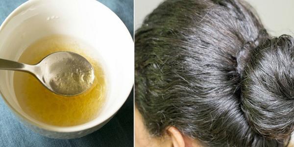Cette recette à l'huile de coco va vous rendre heureuse ! Elle permet de faire pousser les cheveux naturellement