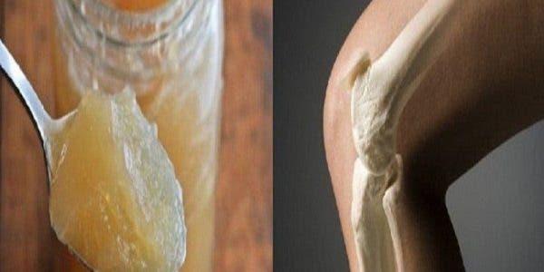 Cette recette renouvelle les genoux et les articulations très rapidement et efficacement