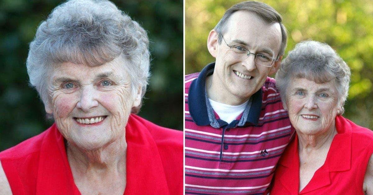 Cette vieille dame souffrant dAlzheimer retrouve la memoire apres que son fils ait change son alimentation 1 1
