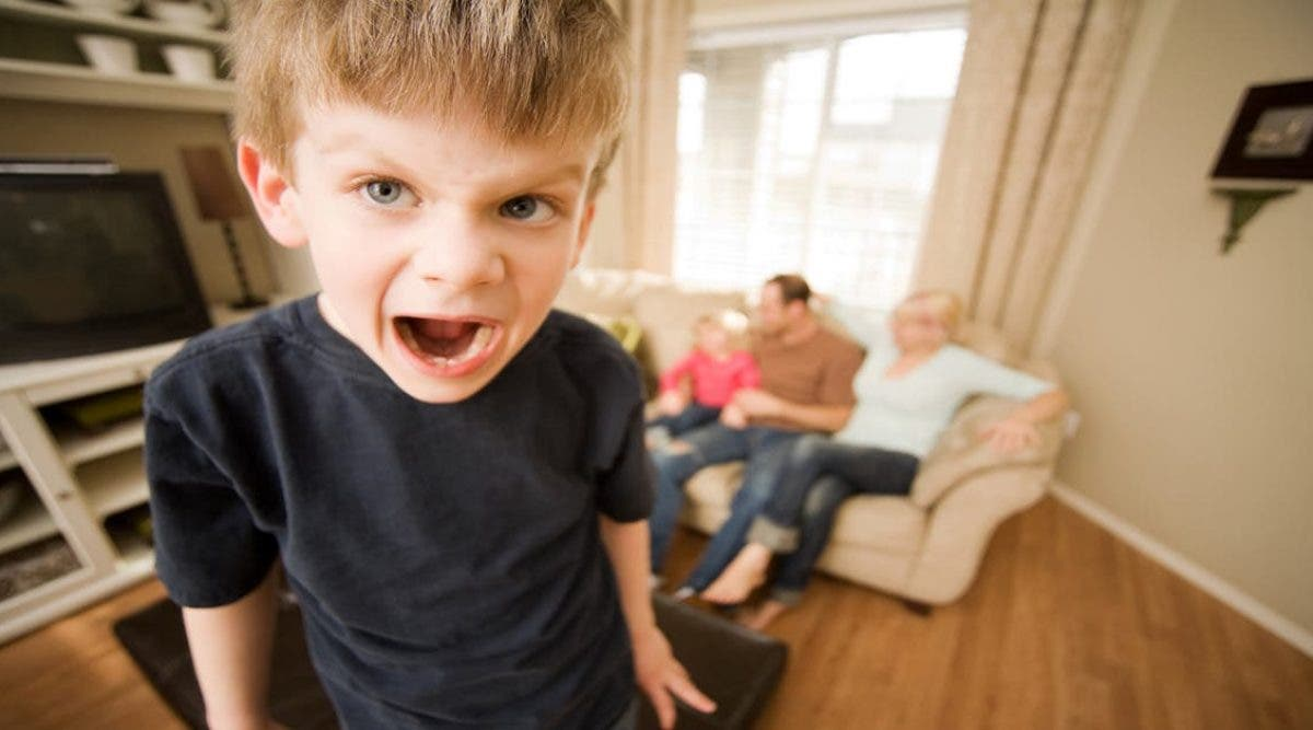 Chaque comportement des enfants vient d'une erreur des parents