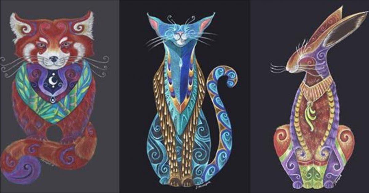 Chaque signe du zodiaque possède un animal totem qui incarne sa personnalité