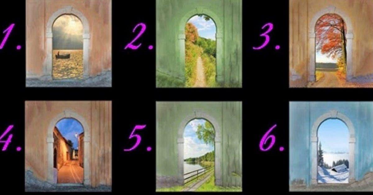 Choisissez lune de ces portes et decouvrez ce que lavenir vous reserve 1