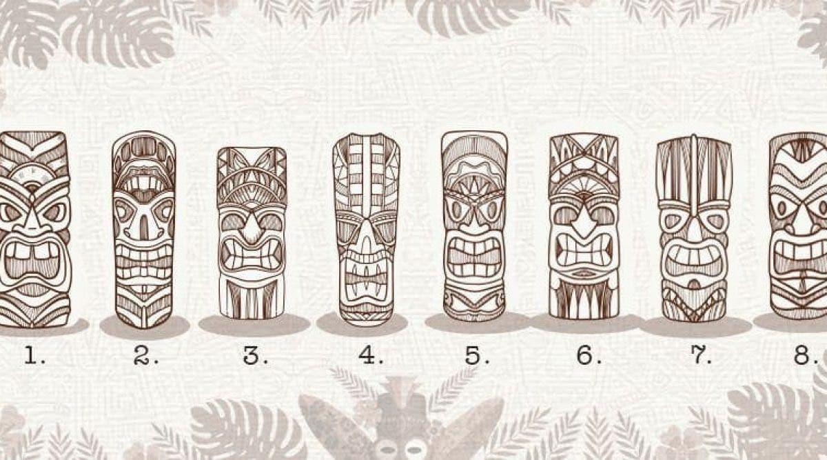 Choisissez un masque tribal et nous vous révélerons quel genre de personne vous êtes