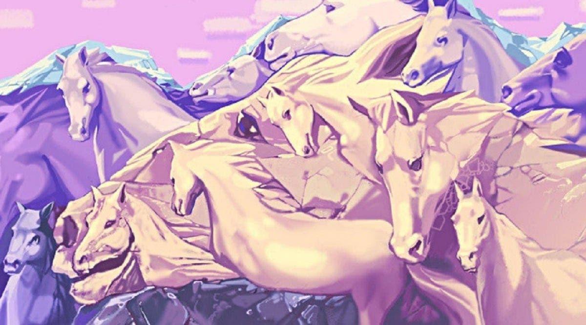 Combien de chevaux voyez-vous ? Votre réponse en dit long sur votre personnalité