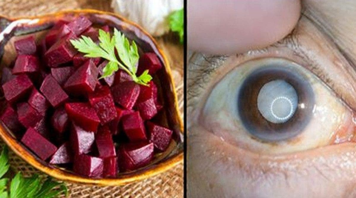 Combinez ces 3 aliments pour nettoyer la graisse de votre foie et améliorer votre vue