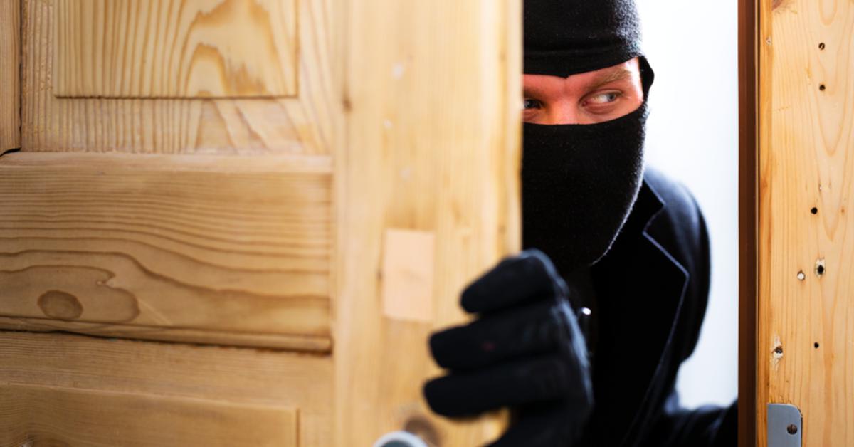 Comment éloigner les voleurs de la maison