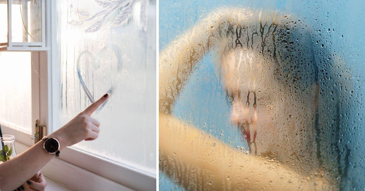 Comment empêcher la formation de buée sur vos vitres et miroirs ? 4 astuces simples et efficaces