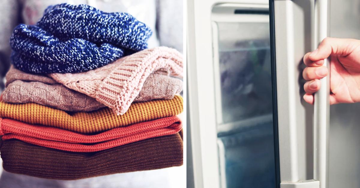 Comment nettoyer vos vetements en laine