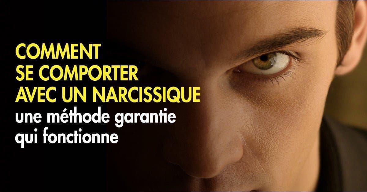 e comporter avec un narcissique