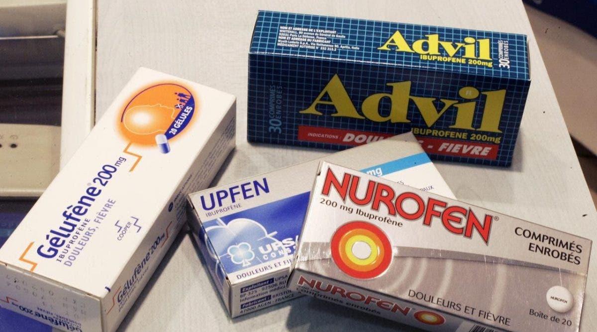 Consommer de l'ibuprofène ou des médicaments anti-inflammatoires