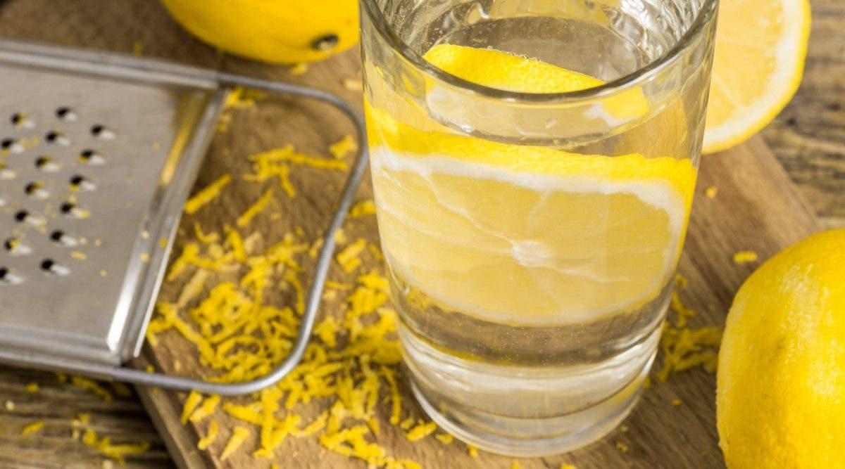 l'eau citron