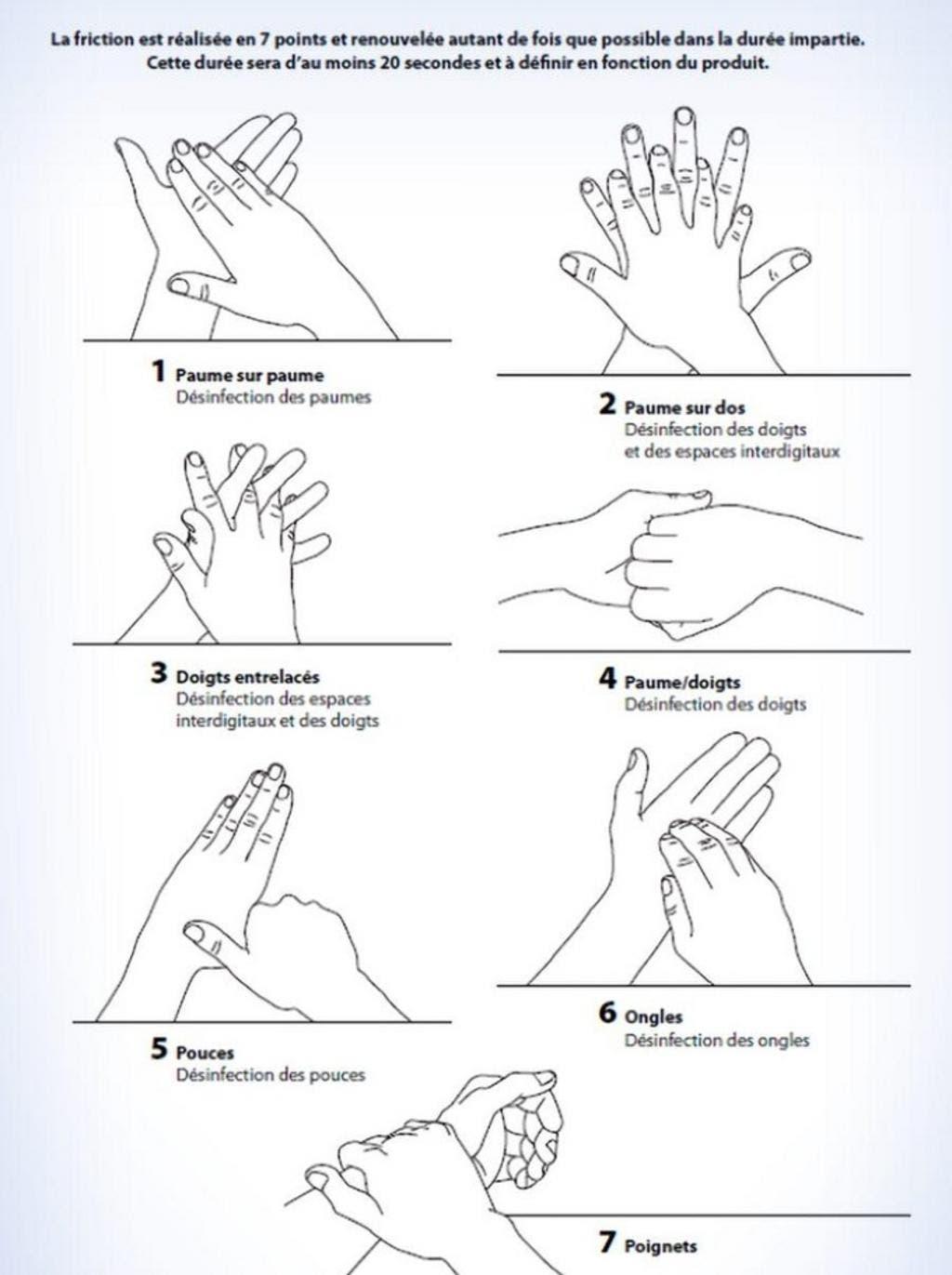 Coronavirus : Pourquoi le lavage des mains pourrait vraiment ralentir l'épidémie