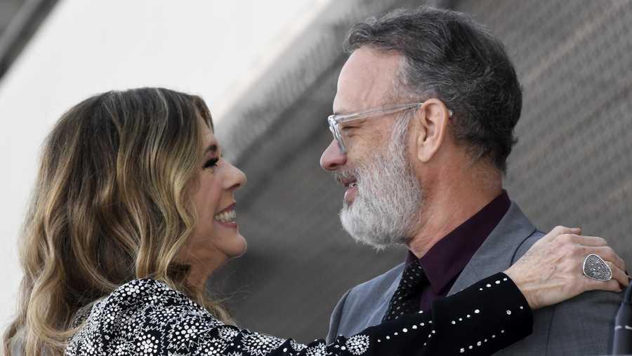 Coronavirus : Tom Hanks et sa femme sont contaminés