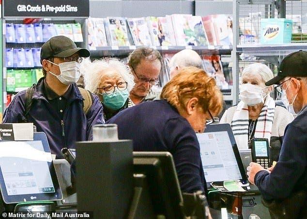 supermarche coronavirus