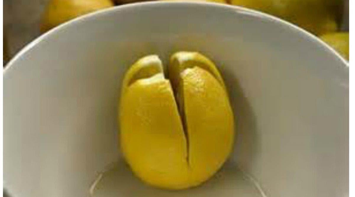 Coupez du citron et placez-le dans votre chambre à coucher… ceci va vous sauver la vie